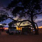 Abendstimmung Namibia