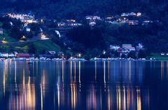 Abendstimmung - Norwegen