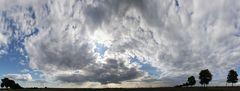 * Abendwolken *