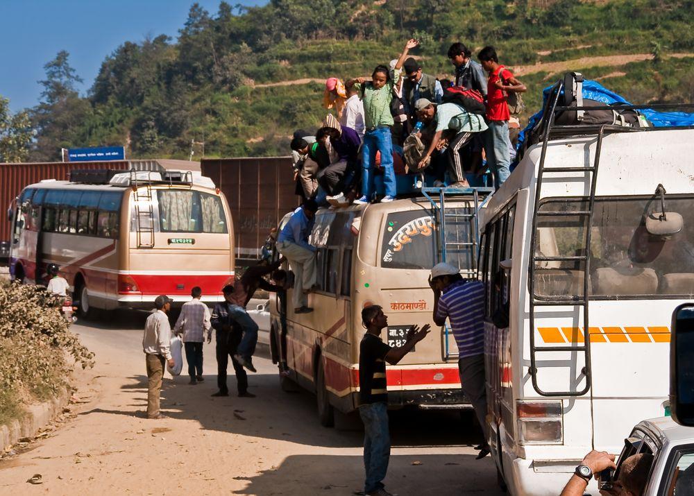 Abenteuer Busfahrt 2
