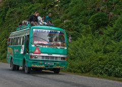 Abenteuer Busfahrt