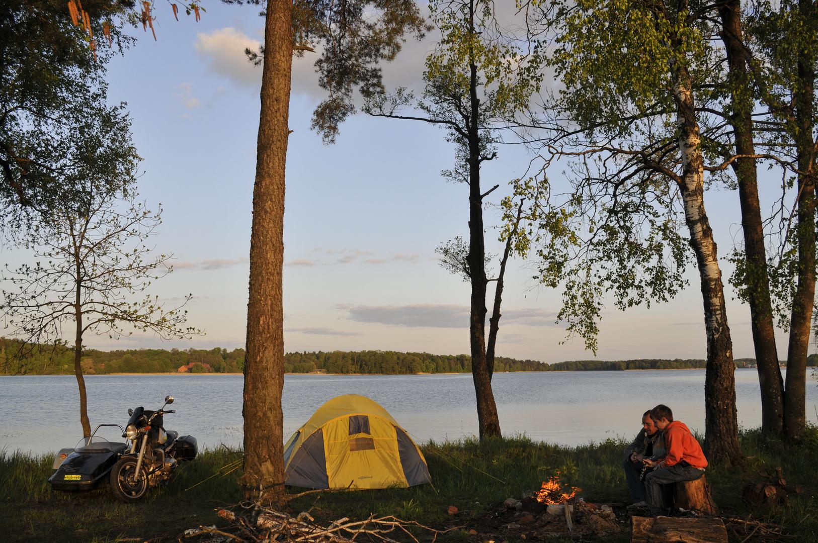 """Abenteuer""-Camping"