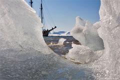Abenteuer im Eis...