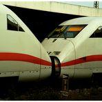 Abfahrt auf Gleis 10