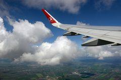 Abflug nach Istanbul