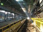 Abgebautes Walzwerk