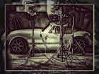 Abgedrehter Roadster