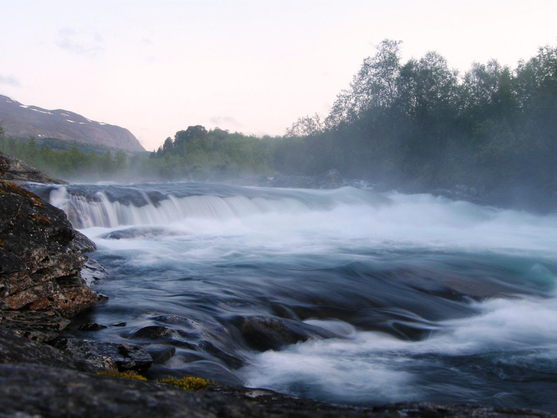 Abisko River 2