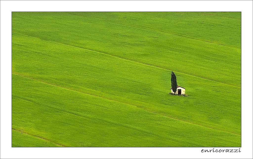 abitare nel verde