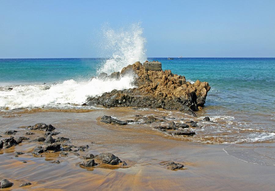 Abkühlung - Lanzarote