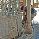 Abluzioni Turche post moschea