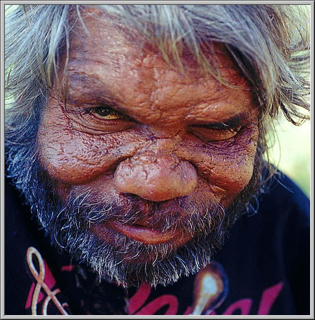 Aborigine  in Australien - die Ärmsten der Armen