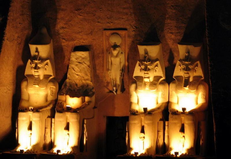 abou simpel - egypt