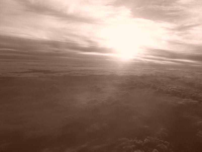 Above Edinburgh