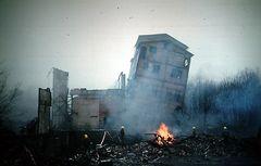 Abriss der Grube Alexandria (1)