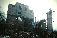 Abriss der Grube Alexandria (2)