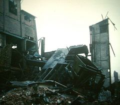 Abriss der Grube Alexandria (4)