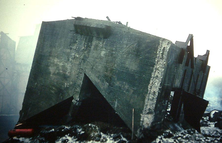Abriss der Grube Alexandria (7)