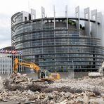 ABRISS EURO-Parlament in Strassburg ?! EUROEXIT -Juli2015