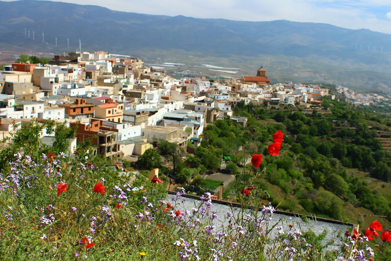 abrucena ,,pueblo de almeria