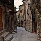 Abruzzo Per Vicoli Del Borgo Di Pacentro ( AQ )