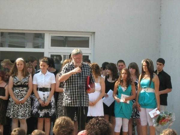 Abscglussfeier 2009