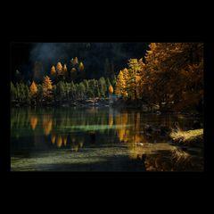 Abschied am Märchensee
