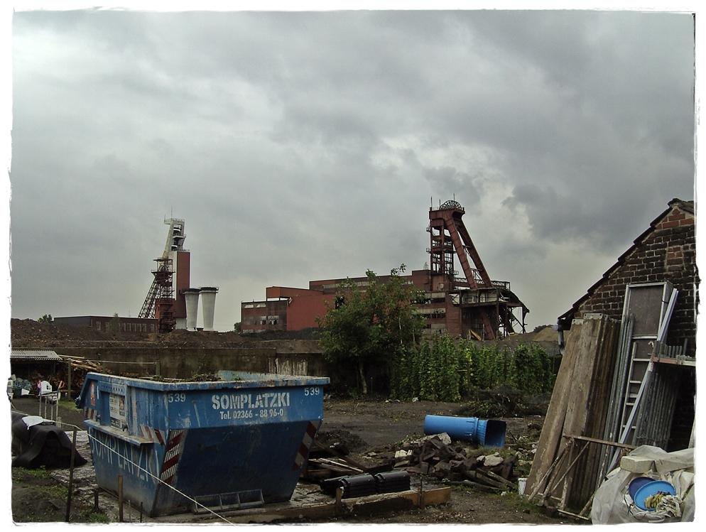 Abschied vom BW Schlägel & Eisen 3/4/7 II oder ab in den Container....