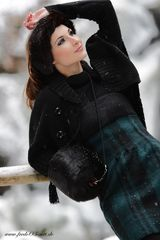 Abschied vom Winter, aber nicht von Svitlana :-))))