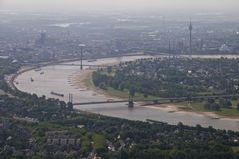 Abschied von der Convention, Abflug aus Düsseldorf