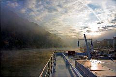 Abschied von der Donau