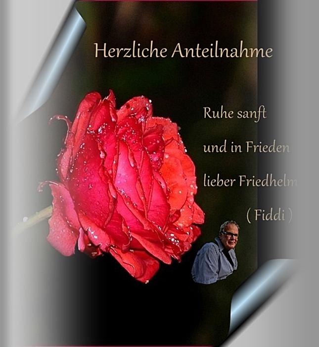 Abschied von Friedhelm Ohm