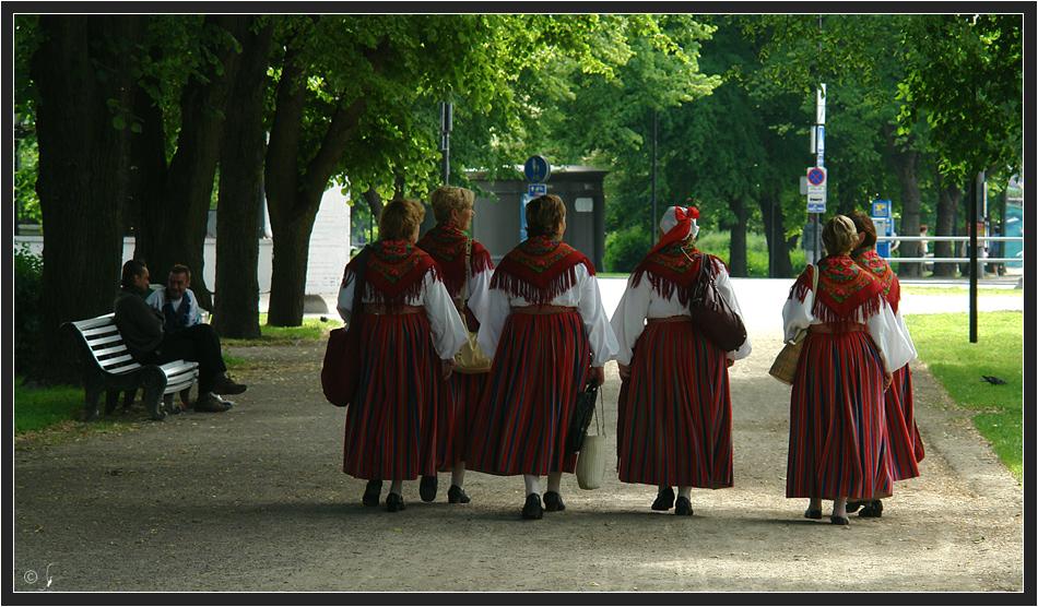 Abschied von Tallinn