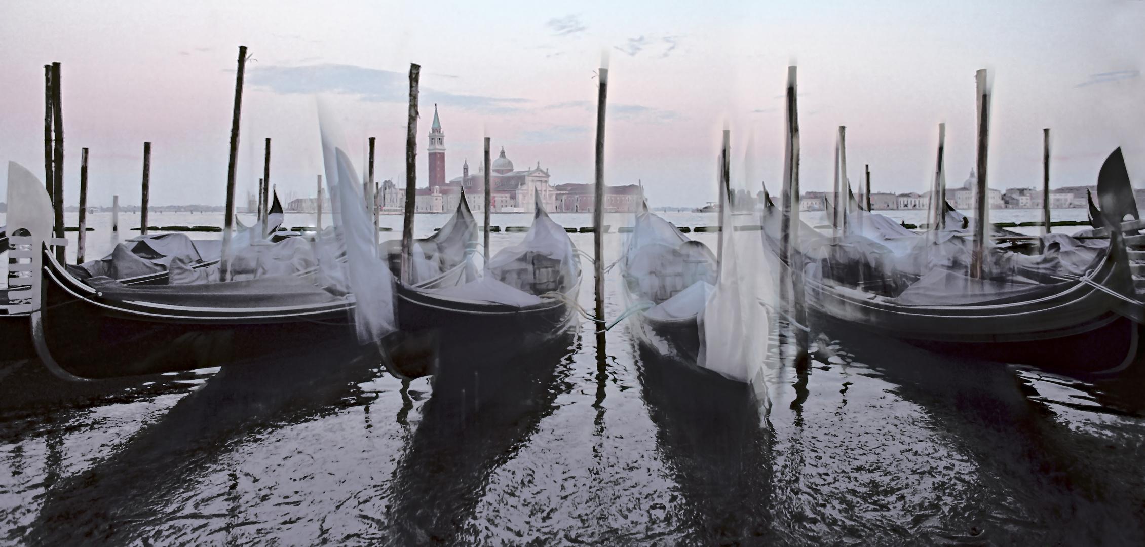 Abschied von Venedig