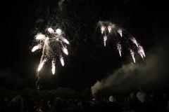 Abschlussfeuerwerk Drachenfest Rothsee
