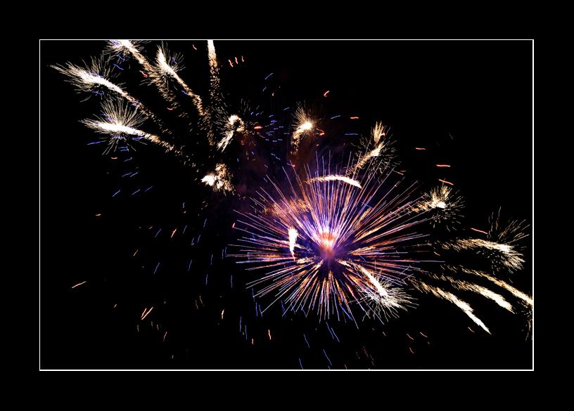Abschlußfeuerwerk WUMA 2009 (III)