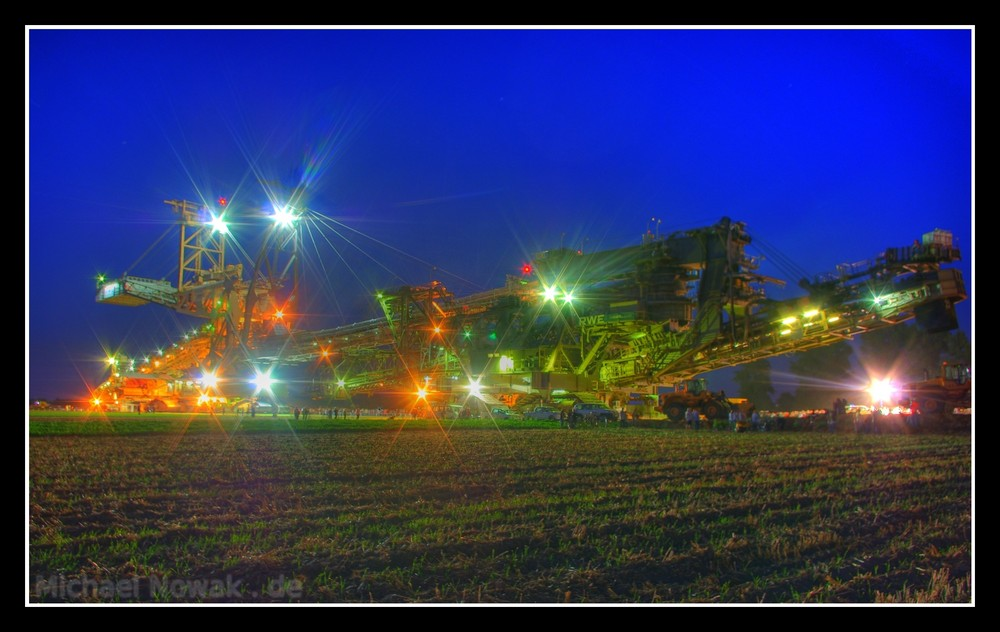 Absetzer 756 in HDR