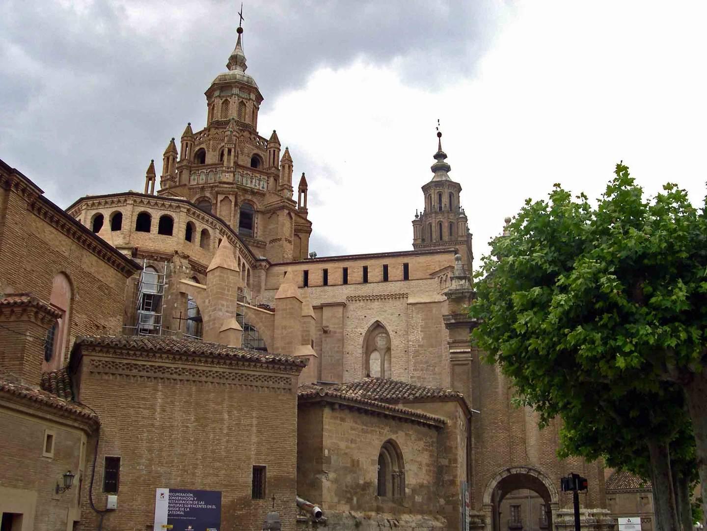 Abside y Cimborrio Catedral de Tarazona