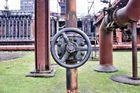 Absperrventil auf Zollverein