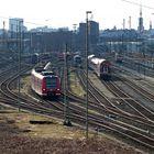 Abstellgleise zu Dortmund