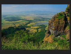 Abstieg vom Mt. Zwekabin