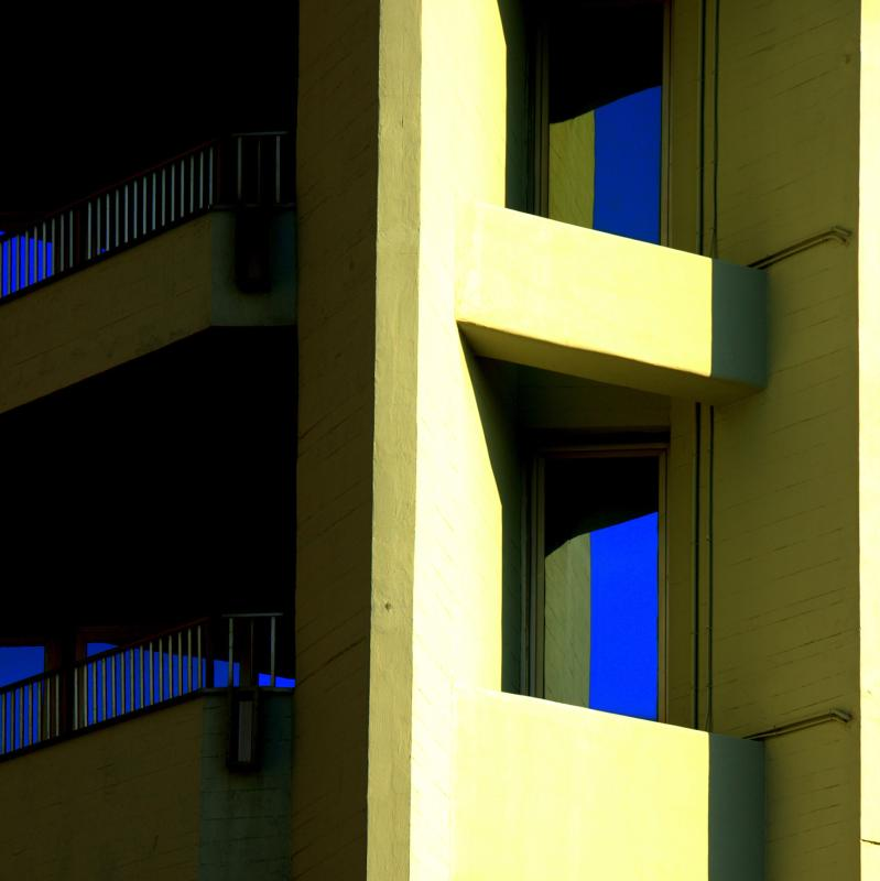 Abstracting - Galassi style