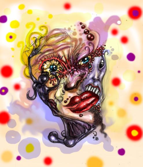 abstracto siniestro