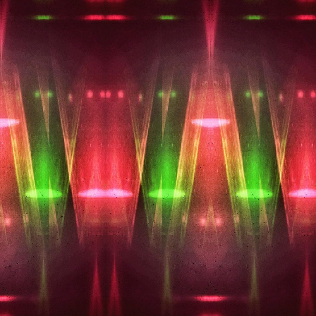 Abstrakt - Lichter