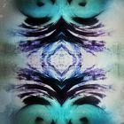 Abstrakt Symmetrisch