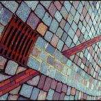 Abstrakte StreetArt