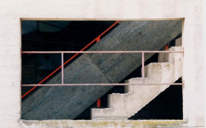 Abstraktion in Beton