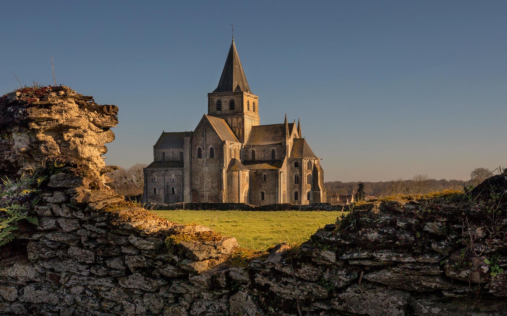 Abtei Cerisy-la-Forêt