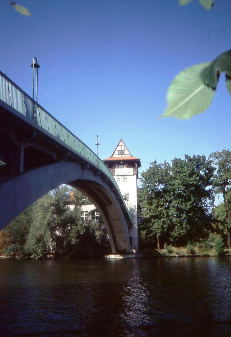 Abteibrücke im Treptower Park