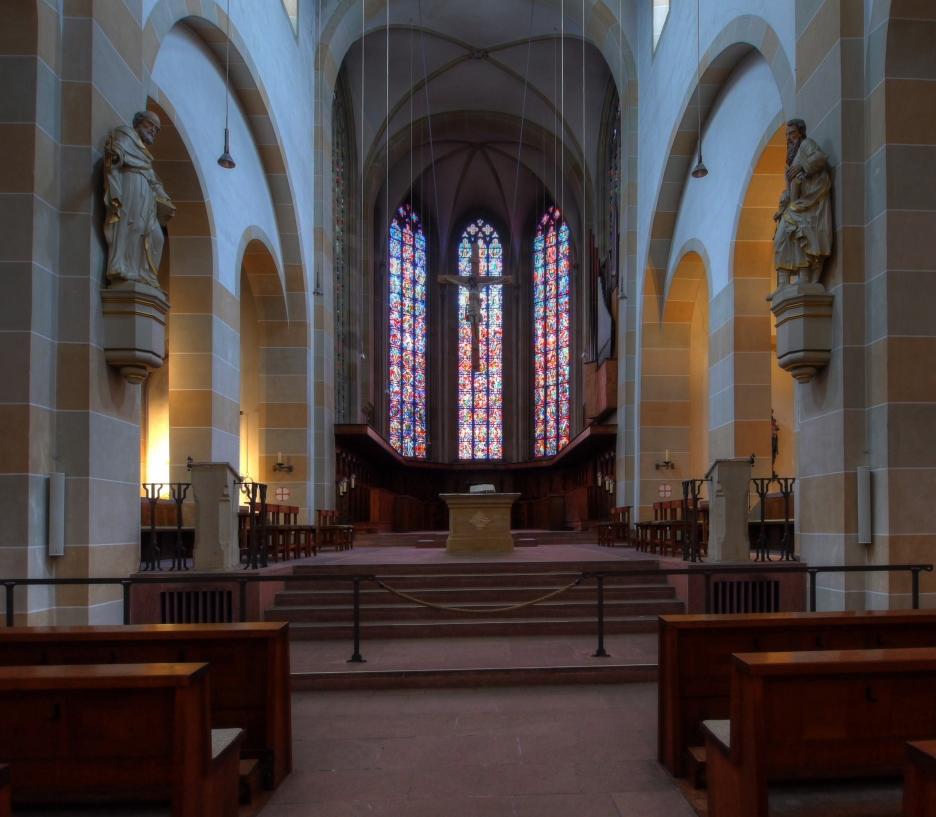 Abteikirche Michaelsberg
